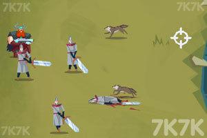 《野蛮与科技》游戏画面3