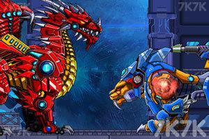 《组装铁血狮子王升级版》游戏画面3
