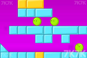 《缉拿小绿球》游戏画面2