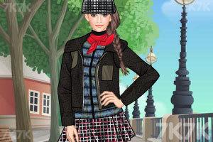 《爱打马球的姑娘》游戏画面3