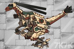 《组装变形恐龙》游戏画面2