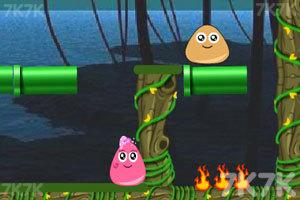《土豆君为爱冒险》游戏画面1
