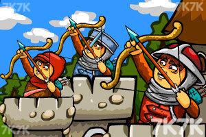 《皇家弓箭手无敌版》游戏画面4