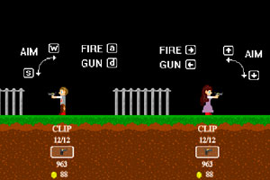 《两兄弟战丧尸2》游戏画面1
