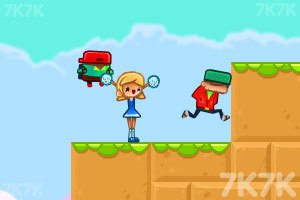 《体育课趣味赛跑》游戏画面5