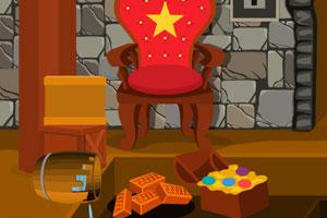 《黑曜石城堡逃脱》游戏画面1