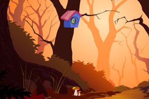 《帮鹦鹉逃出笼子》游戏画面1