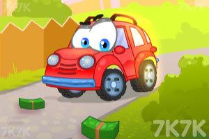 《小汽车总动员7》游戏画面1