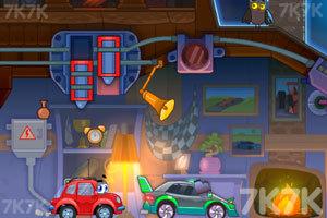 《小汽车总动员7》游戏画面2