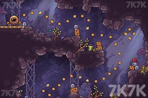 《外星人运输车》游戏画面3
