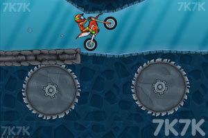 《摩托障碍挑战2》截图1