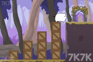 《小猪森林大冒险》截图1