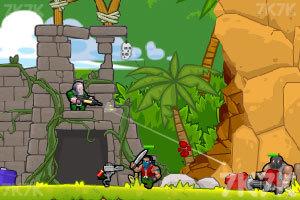 《狂暴战士》游戏画面1