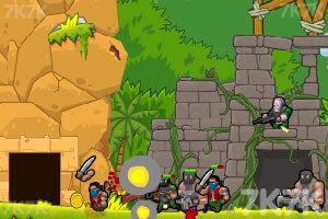 《狂暴战士》游戏画面8