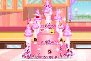 《公主的城堡蛋糕4》游戏画面2