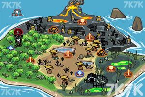 《皇城守卫选关版》游戏画面2