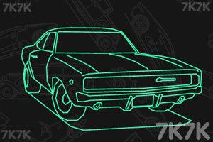 《3D汽车演变史》游戏画面1