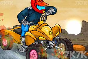 《全地形摩托驾驶》游戏画面1