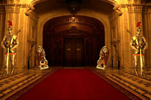 《黄金古堡逃脱》游戏画面1