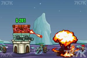 《荒地围攻》游戏画面5