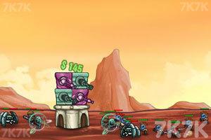 《荒地围攻》游戏画面2