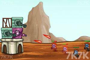 《荒地围攻》游戏画面4
