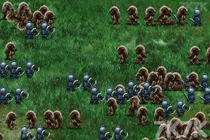 《帝国大战4》游戏画面1