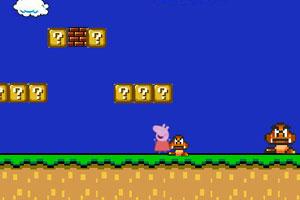 粉红小猪来闯关
