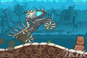《僵尸运输车》游戏画面3