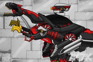 《组装机械组合黑龙》游戏画面2