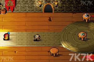 《圣堂守护者中文版》游戏画面1