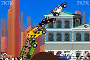 《极速飙车大赛无敌版》游戏画面4