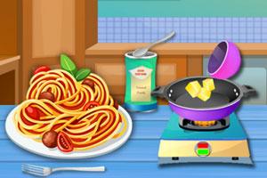 《制作美味鸡肉面》游戏画面1