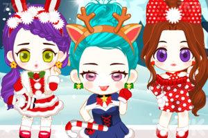 《阿sue的圣诞风格2》游戏画面2