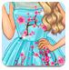 长发公主的樱花裙