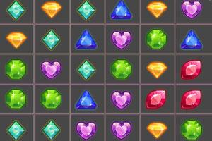《神奇宝石对对碰》游戏画面1