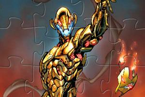 《变异超能者拼图》游戏画面1