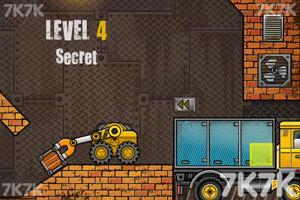 《卡车装载机5选关版》游戏画面3