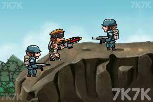 《合金武器》游戏画面3