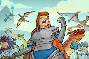《龙族要塞》游戏画面2