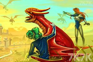 《龙族要塞》游戏画面1