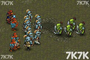 《皇家的英雄中文版》游戏画面4