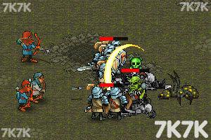 《皇家的英雄中文版》游戏画面5