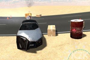 《热砂竞赛》游戏画面2