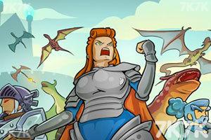 《龙族要塞无敌版》游戏画面2