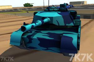 《坦克联盟》截图1
