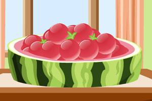 《西瓜球蛋糕》游戏画面1