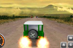 《4X4越野车竞速》游戏画面1