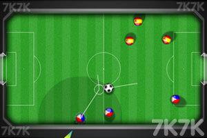 《澳式桌上足球》游戏画面2