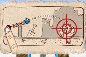 《愤怒的弹球鸟》游戏画面1